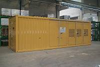 Schalldichter Standardcontainer 30'